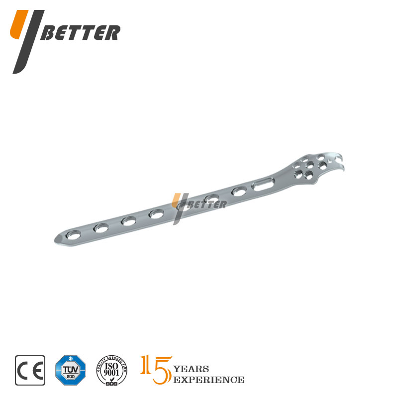 Distal Fibular Lateral Hook Locking Plate