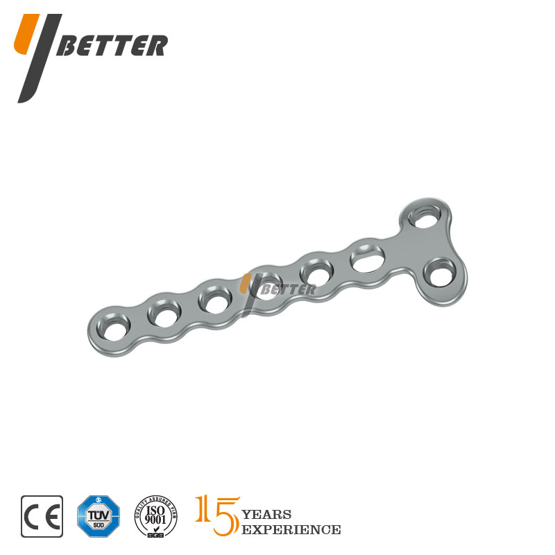 2.0mm T-Shaped Locking Plate II