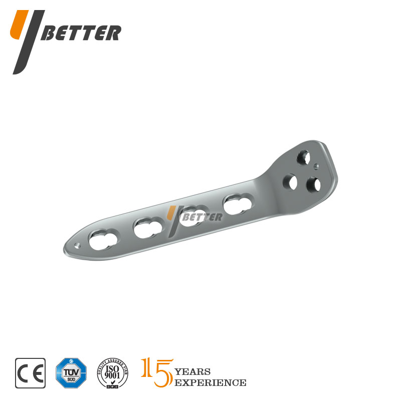 5.0mm Proximal Femoral Locking Plate 150°