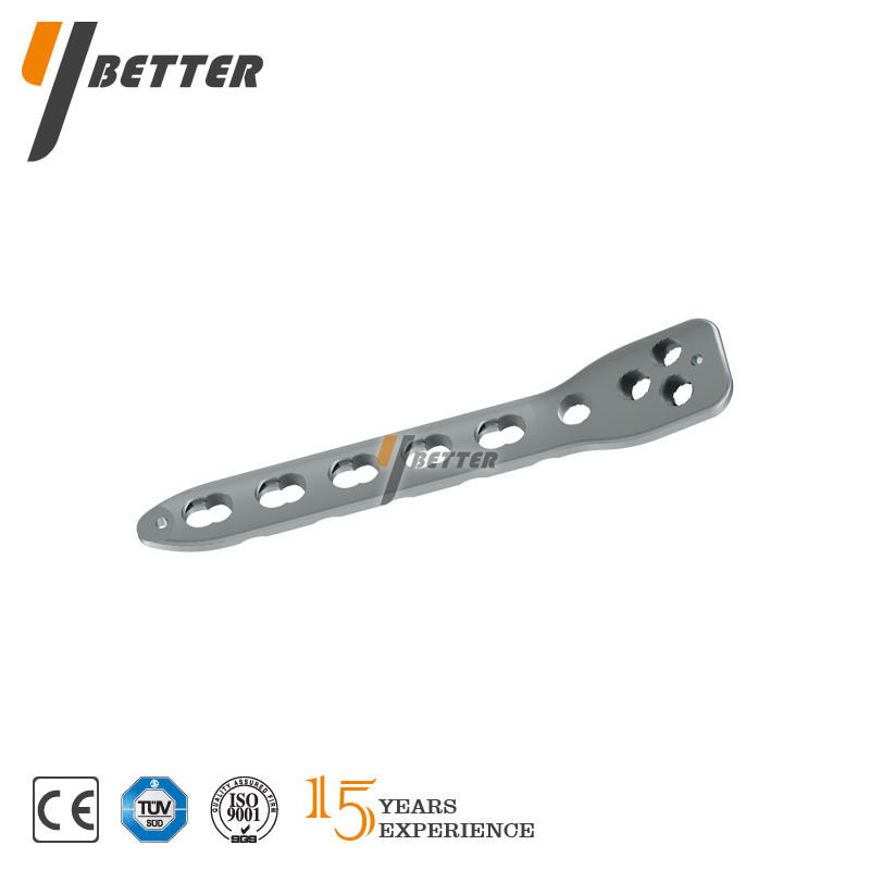 3.5mm Proximal Femoral Locking Plate 120°