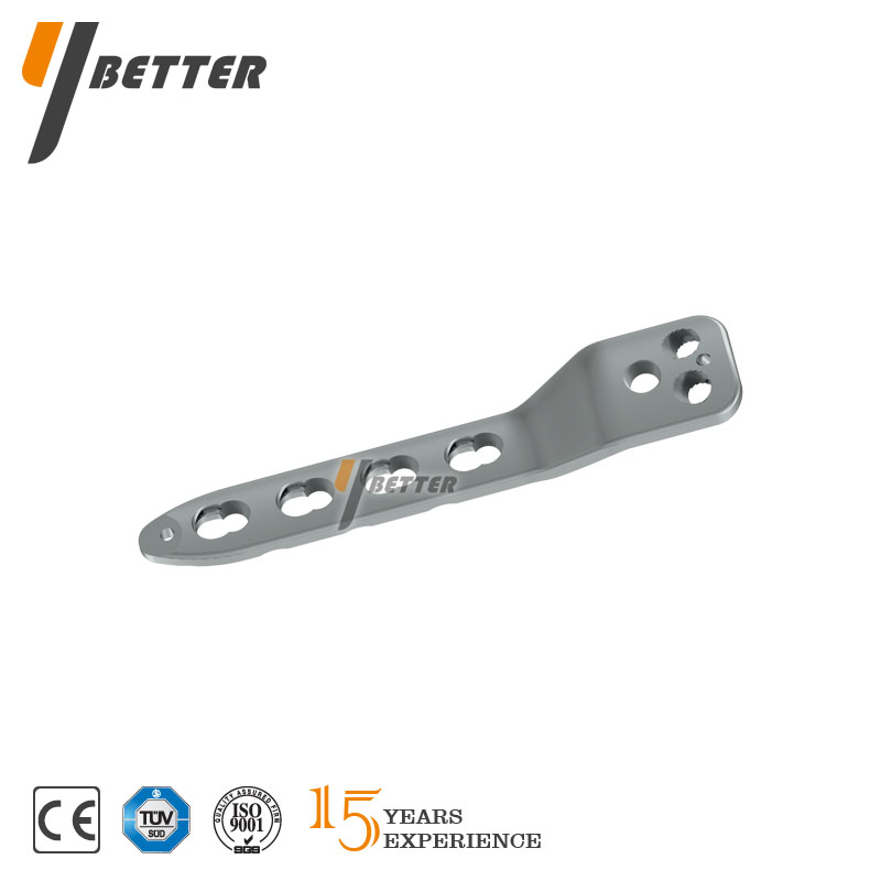3.5mm Proximal Femoral Locking Plate 110°