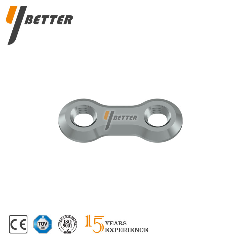 Calcaneous Straight Locking Plate