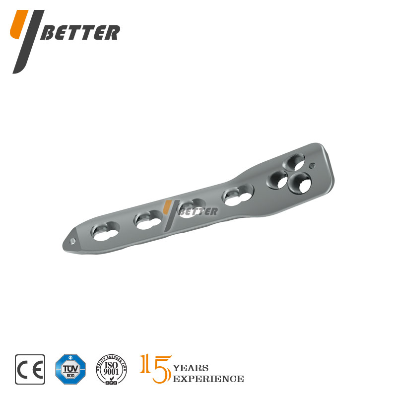 2.7mm Proximal Femoral Locking Plate 120°