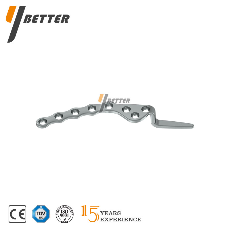 Clavicle Hook Plate