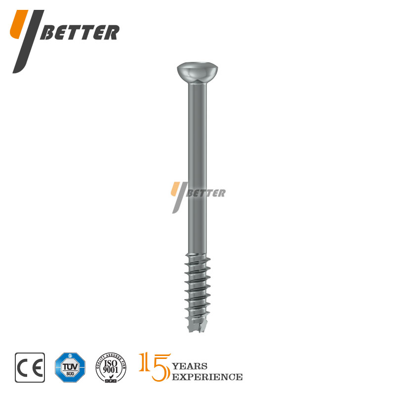 4.0mm Cannulated Compression Screws
