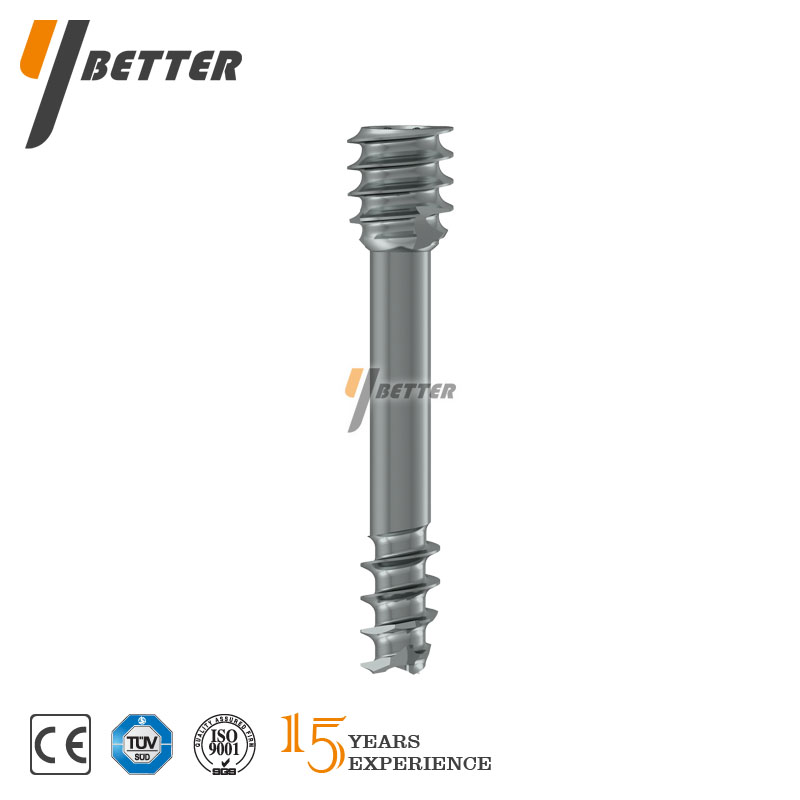 2.7mm Herbert Cannulated Compression Screws