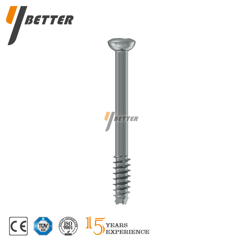 4.5mm Cannulated Compression Screws
